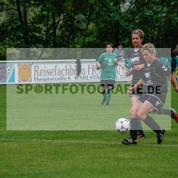FV Karlstadt (Damen) - SG Großwallstadt/Erlenbach