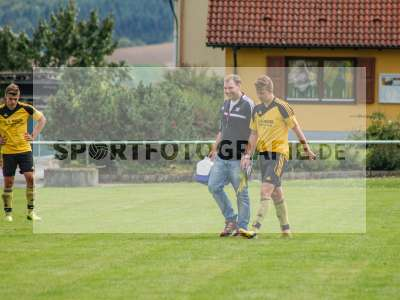 Fotos von FV Gössenheim II - BC Aura auf sportfotografie.de