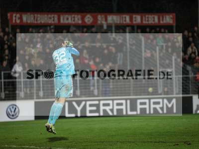 Fotos von FC Würzburger Kickers - FC Nürnberg II auf sportfotografie.de