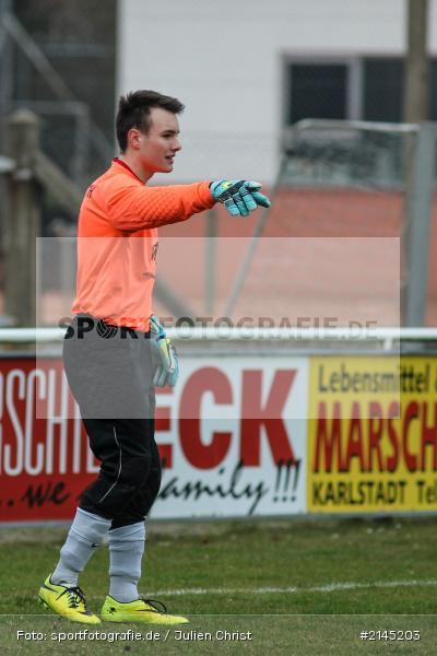 Marco Petrovic, Soccer, Sportfoto, Pressefoto, JFG Kreis Karlstadt, SpVgg Bayreuth, Landesliga, U19, Fussball - Bild-ID: 2145203