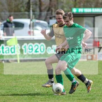 FV Karlstadt II - FC Wiesenfeld-Halsbach II