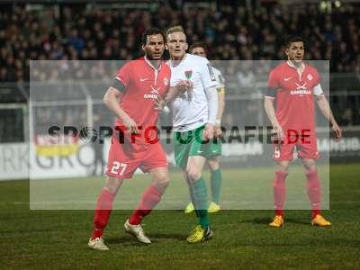 Fotos von FC Würzbuger Kickers - 1. FC Schweinfurt 05 auf sportfotografie.de