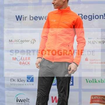 Siegerehrungen Halbmarathon