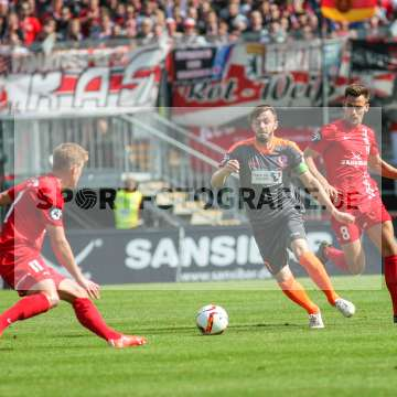 FC Würzburger Kickers - FC Rot-Weiß Erfurt