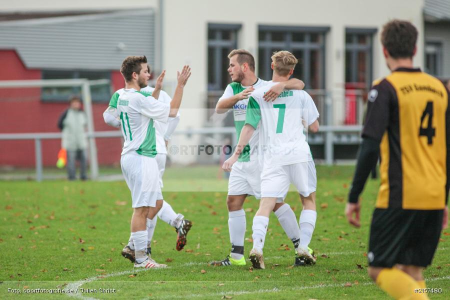 Gössenheim, Derby, Kreisklasse, Fussball, SG Eußenheim-Gambach, FC Gössenheim - Bild-ID: 2157480