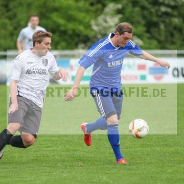 TSV Karlburg - VfL Frohnlach II