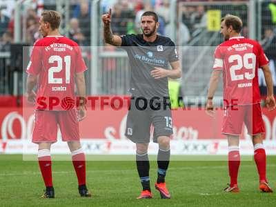 Fotos von FC Würzburger Kickers - TSV 1860 München auf sportfotografie.de