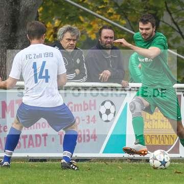 FV Karlstadt II - FC Zell