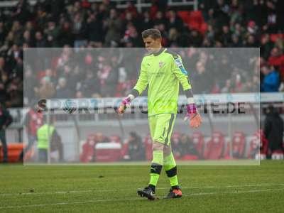 Fotos von FC Würzburger Kickers - VfB Stuttgart auf sportfotografie.de