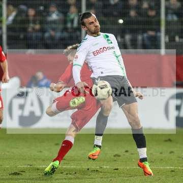 FC Würzburger Kickers - SpVgg Greuther Fürth