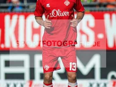Fotos von FC Würzburger Kickers - Eintracht Braunschweig auf sportfotografie.de
