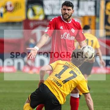 FC Würzburger Kickers - SG Dynamo Dresden