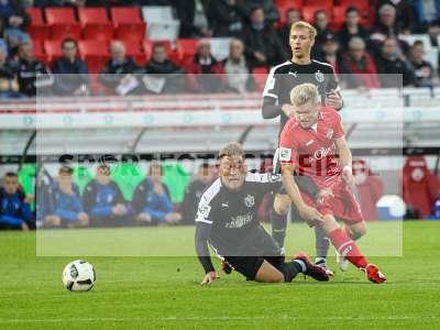 Fotos von FC Würzburger Kickers - Carl Zeiss Jena auf sportfotografie.de