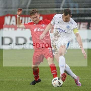 FC Würzburger Kickers - Sportfreunde Lotte