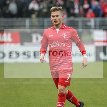 FC Würzburger Kickers - SV Meppen