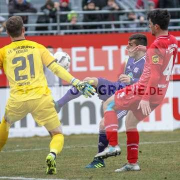 FC Würzburger Kickers - VfL Osnabrück