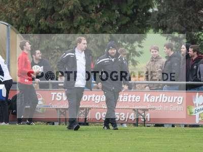 Fotos von TSV Karlburg - 1. FC Geesdorf auf sportfotografie.de