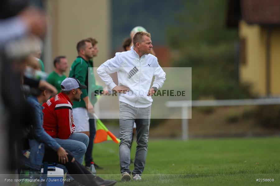 Christian Wehner, 08.09.2019, Kreisklasse Würzburg, FC Karsbach, FC Gössenheim - Bild-ID: 2258808