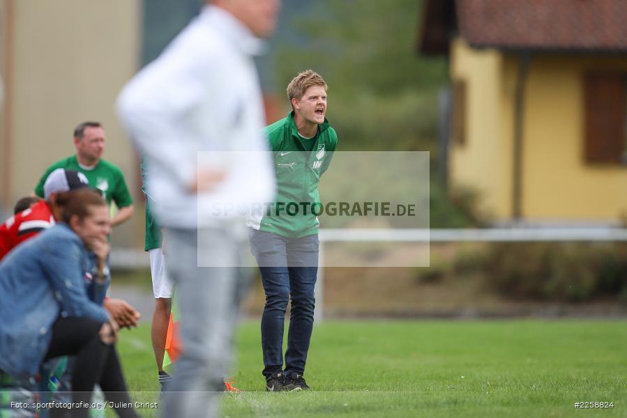 Michael Worbis, 08.09.2019, Kreisklasse Würzburg, FC Karsbach, FC Gössenheim - Bild-ID: 2258824