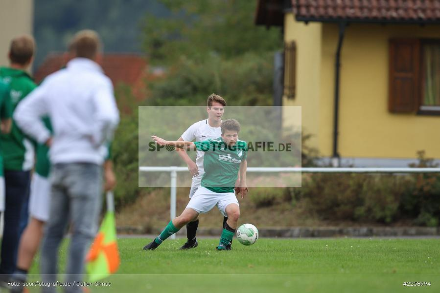 Kreisklasse Würzburg, 08.09.2019, FC Karsbach, FC Gössenheim - Bild-ID: 2258994