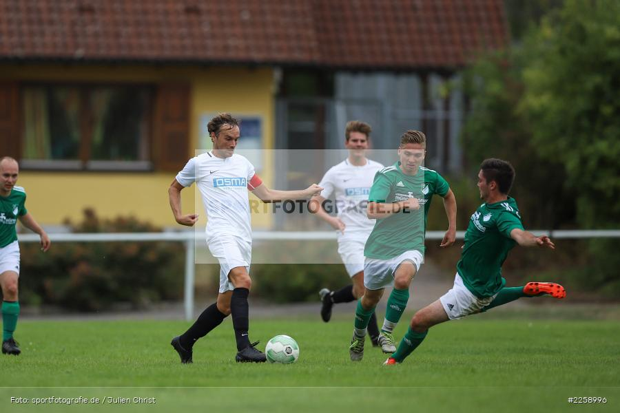 Kreisklasse Würzburg, 08.09.2019, FC Karsbach, FC Gössenheim - Bild-ID: 2258996