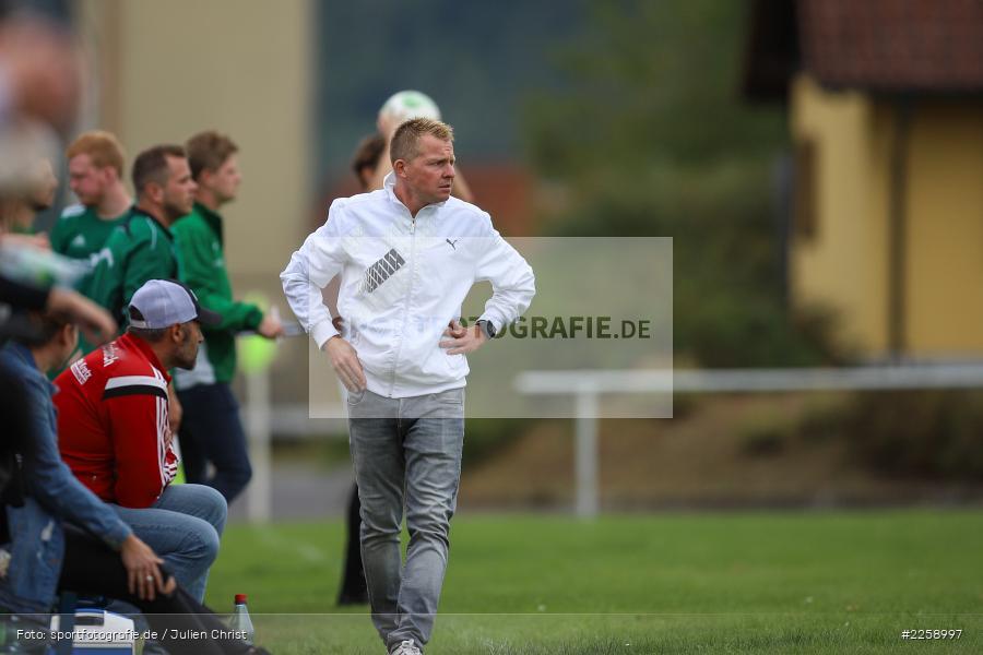 Kreisklasse Würzburg, 08.09.2019, FC Karsbach, FC Gössenheim - Bild-ID: 2258997
