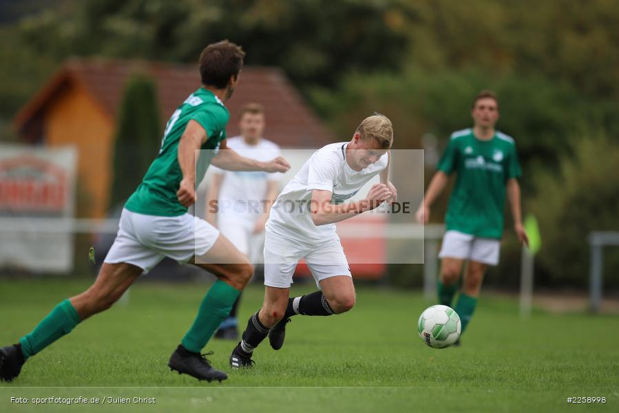 Kreisklasse Würzburg, 08.09.2019, FC Karsbach, FC Gössenheim - Bild-ID: 2258998