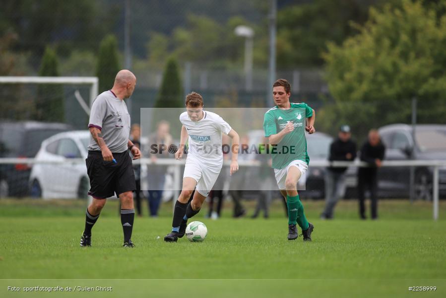 Kreisklasse Würzburg, 08.09.2019, FC Karsbach, FC Gössenheim - Bild-ID: 2258999