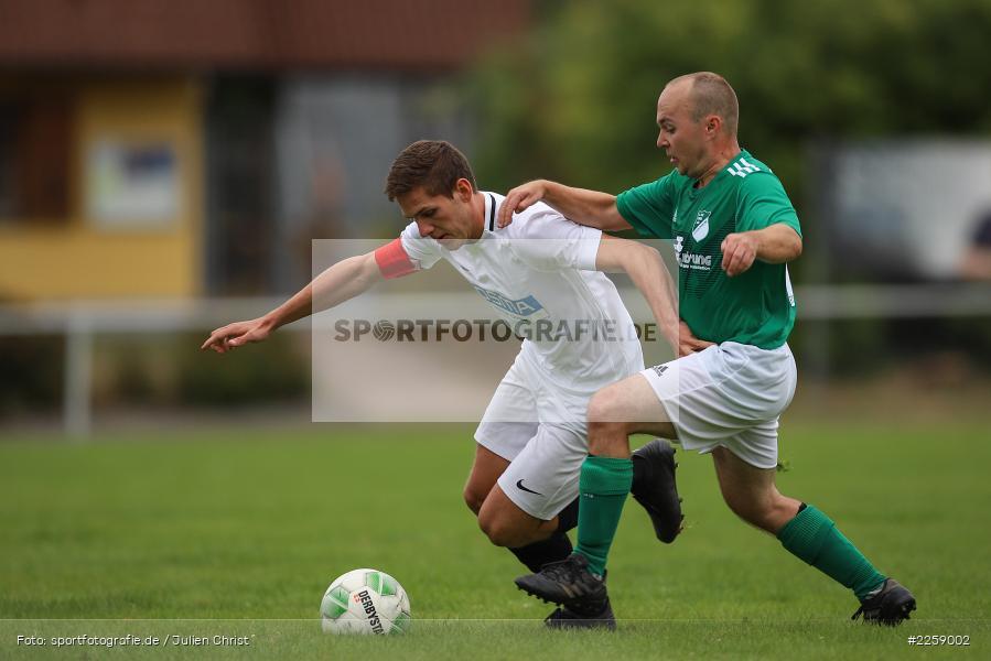 Kreisklasse Würzburg, 08.09.2019, FC Karsbach, FC Gössenheim - Bild-ID: 2259002