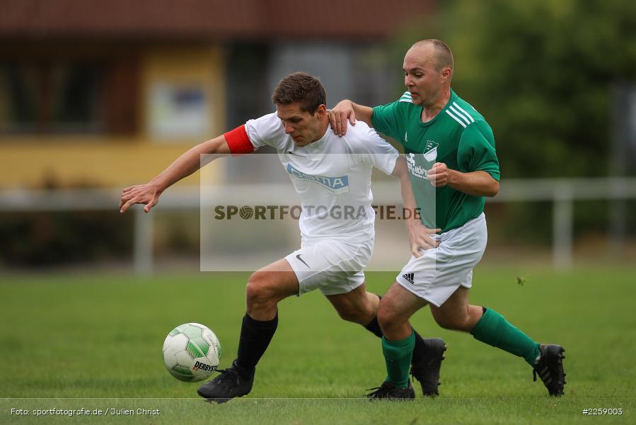 Kreisklasse Würzburg, 08.09.2019, FC Karsbach, FC Gössenheim - Bild-ID: 2259003