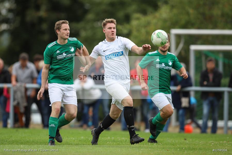 Kreisklasse Würzburg, 08.09.2019, FC Karsbach, FC Gössenheim - Bild-ID: 2259004