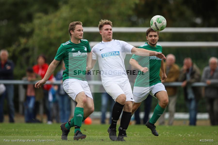 Kreisklasse Würzburg, 08.09.2019, FC Karsbach, FC Gössenheim - Bild-ID: 2259005