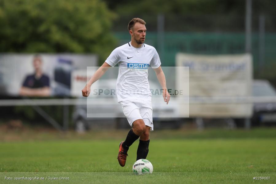 Kreisklasse Würzburg, 08.09.2019, FC Karsbach, FC Gössenheim - Bild-ID: 2259007