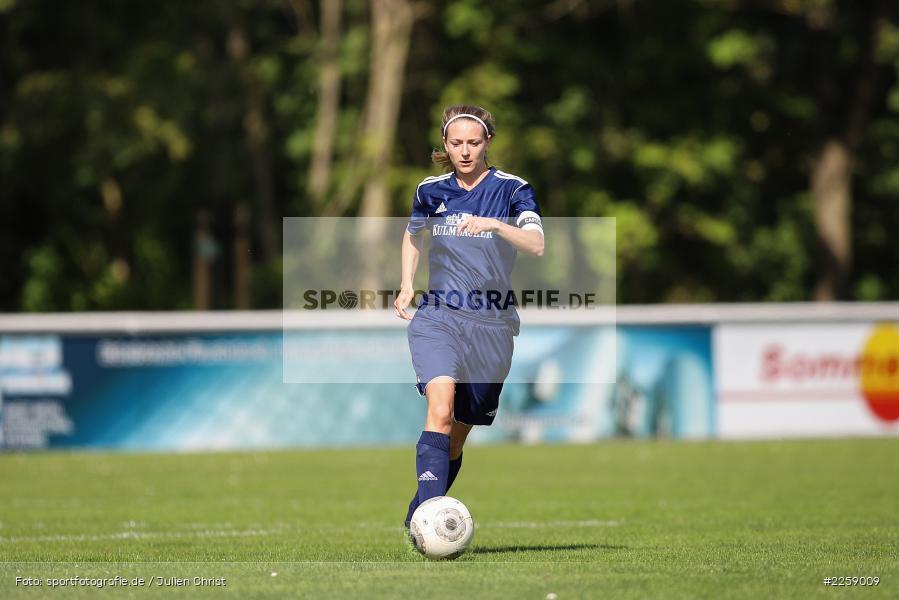Isabel Wagenpfahl, Kreisliga Frauen, 15.09.2019, FC Hopferstadt 2, FV Karlstadt - Bild-ID: 2259009