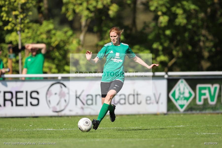 Pia Gehrsitz, Kreisliga Frauen, 15.09.2019, FC Hopferstadt 2, FV Karlstadt - Bild-ID: 2259019