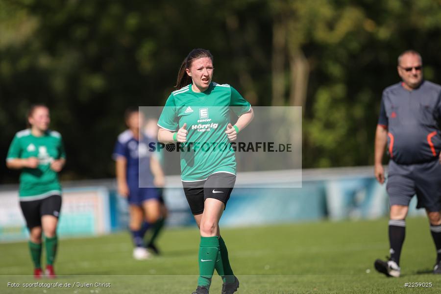 Lisa Steinbach, Kreisliga Frauen, 15.09.2019, FC Hopferstadt 2, FV Karlstadt - Bild-ID: 2259025