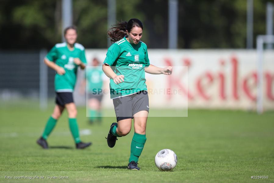 Julia Vogel, Kreisliga Frauen, 15.09.2019, FC Hopferstadt 2, FV Karlstadt - Bild-ID: 2259030