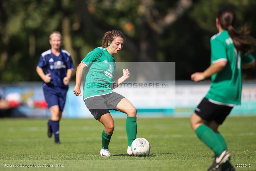 Franziska Hartmann, Kreisliga Frauen, 15.09.2019, FC Hopferstadt 2, FV Karlstadt - Bild-ID: 2259042