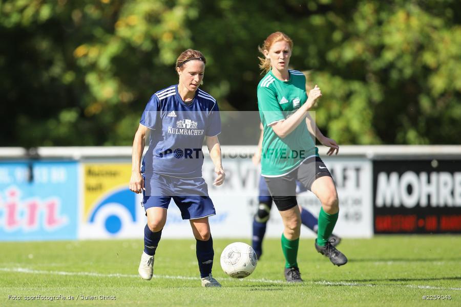Tanja Breunig, Kreisliga Frauen, 15.09.2019, FC Hopferstadt 2, FV Karlstadt - Bild-ID: 2259043