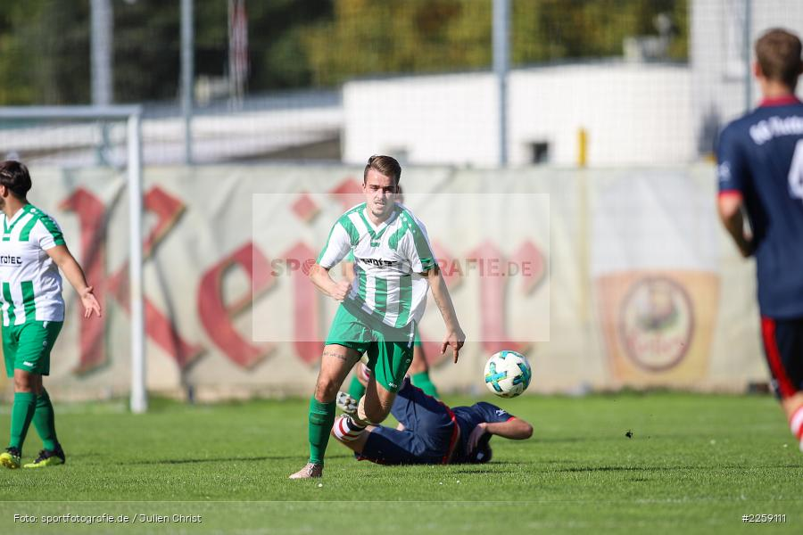 Luka Pernitschka, 15.09.2019, Kreisliga Würzburg, SG Hettstadt, FV Karlstadt - Bild-ID: 2259111