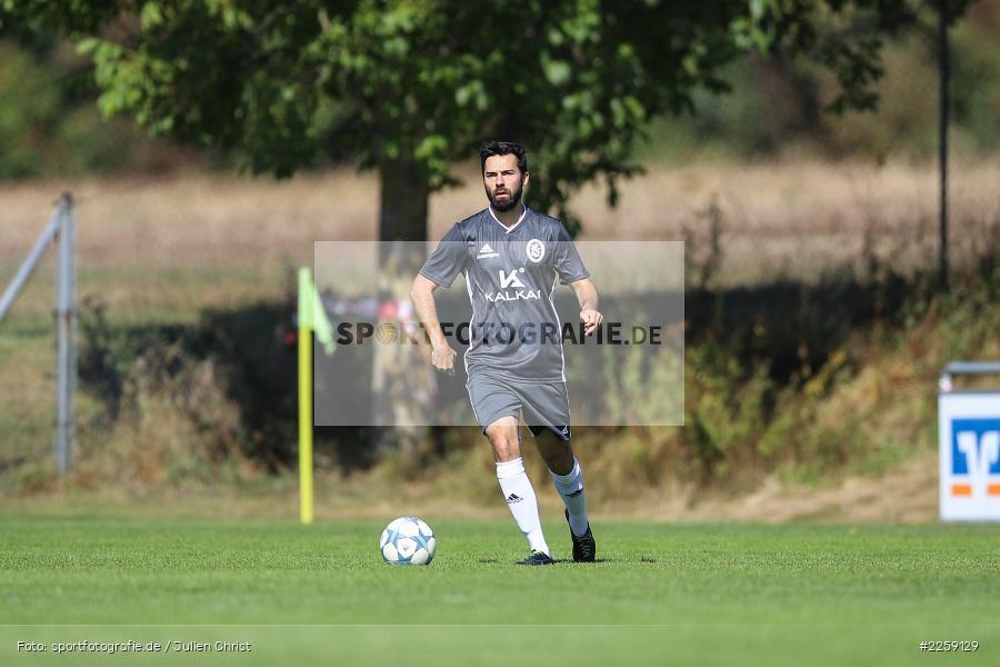 Fabian Roth, Bezirksliga West, 15.09.2019, TSV Keilberg, TSV Retzbach - Bild-ID: 2259129