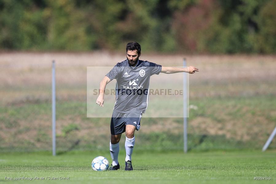 Fabian Roth, Bezirksliga West, 15.09.2019, TSV Keilberg, TSV Retzbach - Bild-ID: 2259130