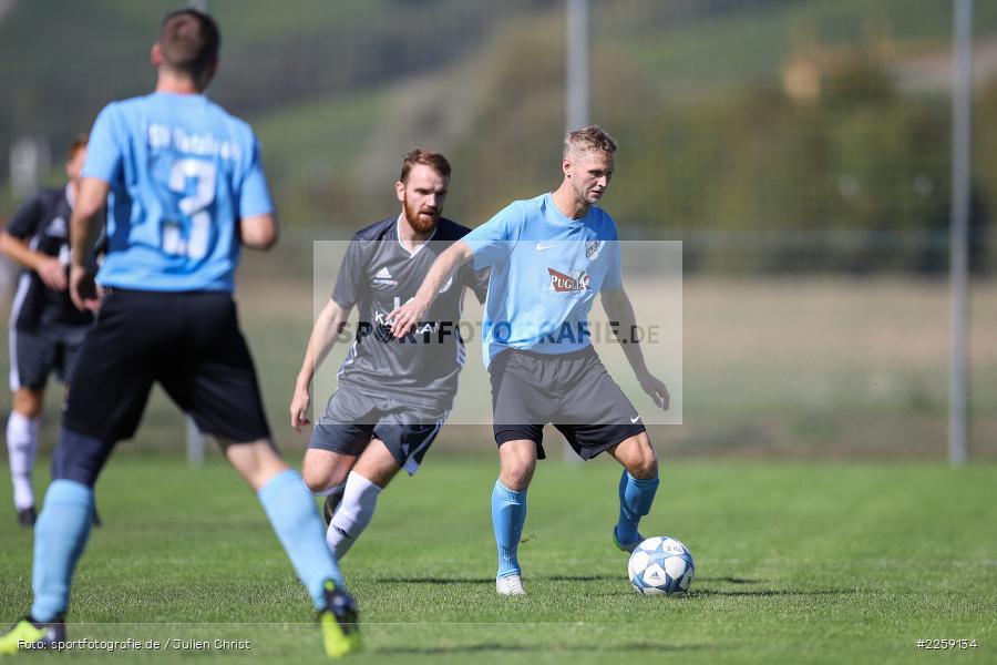 Felix Strohmenger, Bezirksliga West, 15.09.2019, TSV Keilberg, TSV Retzbach - Bild-ID: 2259134