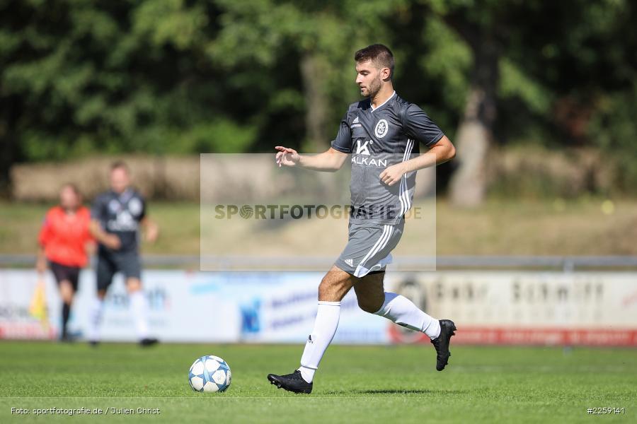 Niklas Stenger, Bezirksliga West, 15.09.2019, TSV Keilberg, TSV Retzbach - Bild-ID: 2259141