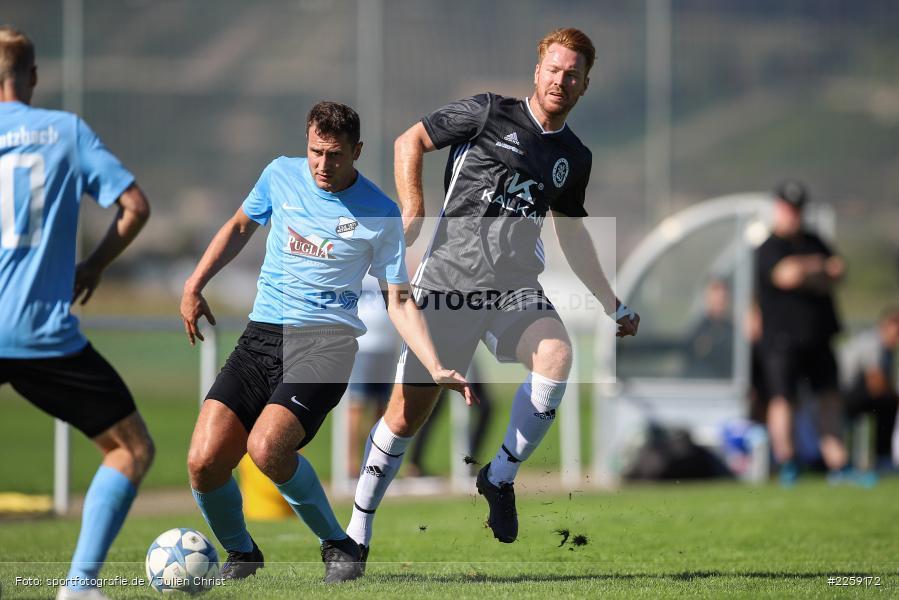 Benedikt Strohmenger, Jonas Salg, Bezirksliga West, 15.09.2019, TSV Keilberg, TSV Retzbach - Bild-ID: 2259172