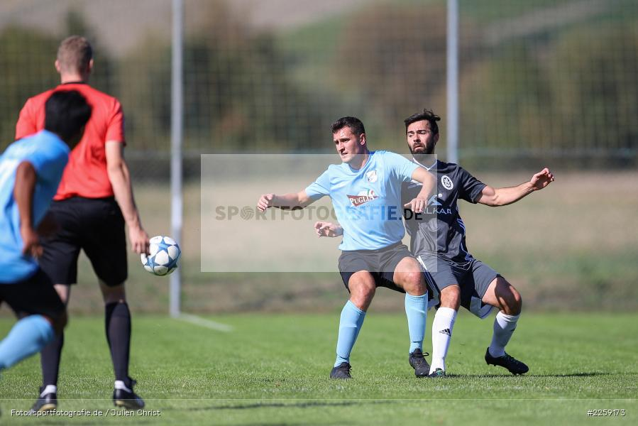Fabian Roth, Benedikt Strohmenger, Bezirksliga West, 15.09.2019, TSV Keilberg, TSV Retzbach - Bild-ID: 2259173