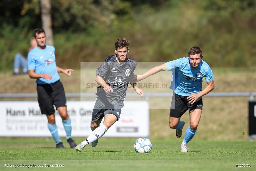 Mario Hartmann, Kevin Heim, Bezirksliga West, 15.09.2019, TSV Keilberg, TSV Retzbach - Bild-ID: 2259176
