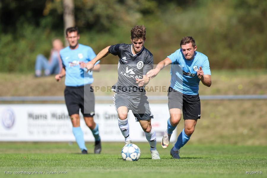 Mario Hartmann, Kevin Heim, Bezirksliga West, 15.09.2019, TSV Keilberg, TSV Retzbach - Bild-ID: 2259178