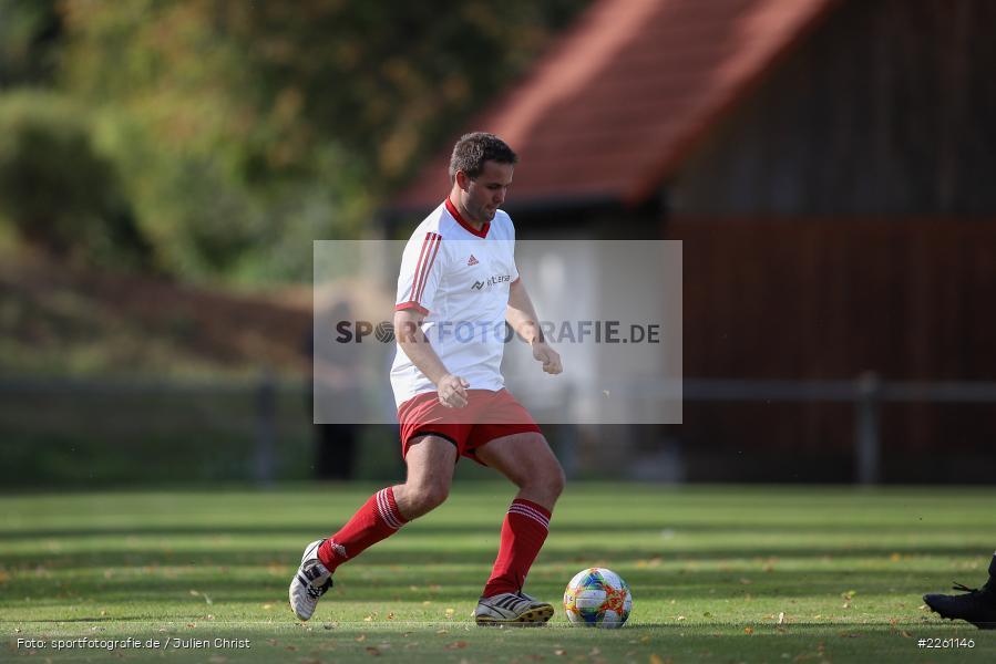 Maximilian Weis, Kreisklasse Würzburg, 22.09.2019, FV Langenprozelten/Neuendorf, SG Eußenheim/Gambach - Bild-ID: 2261146
