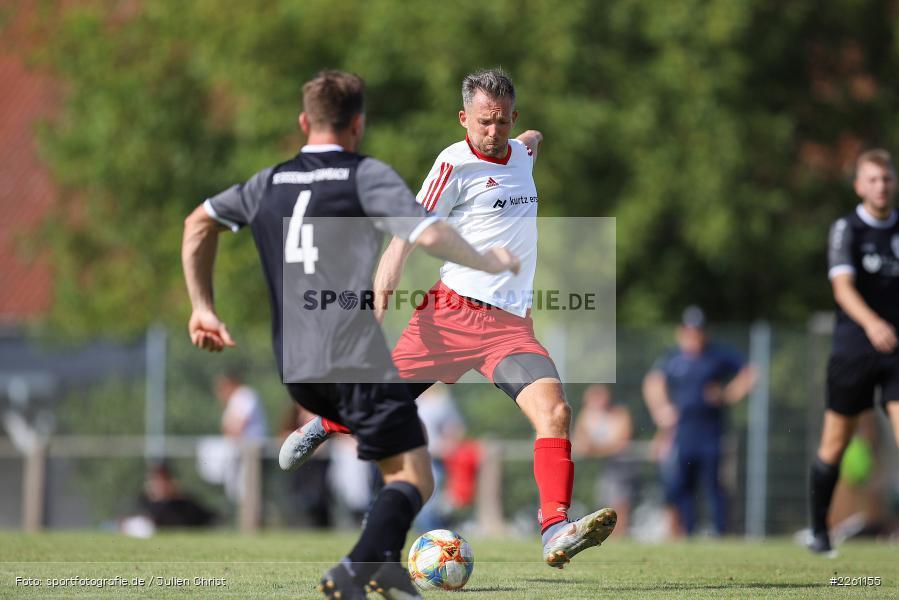 Alexander Focht, Kreisklasse Würzburg, 22.09.2019, FV Langenprozelten/Neuendorf, SG Eußenheim/Gambach - Bild-ID: 2261155